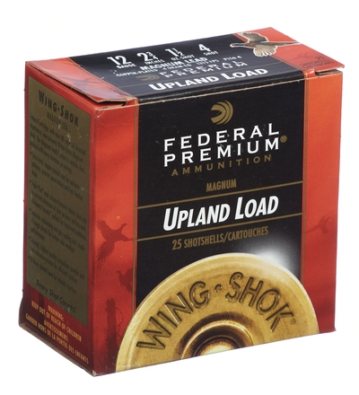 Federal Premium Upland Load 12/76 Koko 4