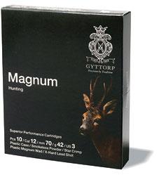 Gyttorp Magnum 12/70 Koko 2+4