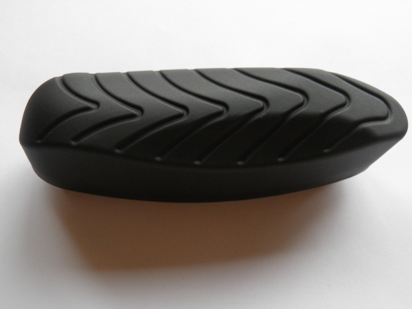 Benelli oikeakätinen Technogel geeliperälevy 3,5cm (vakio +1cm)