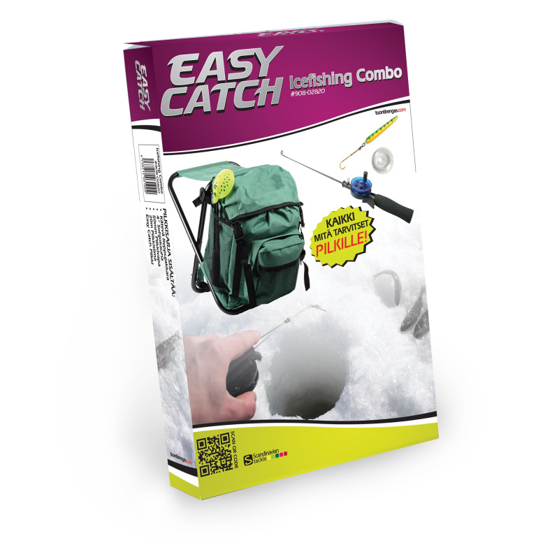 Easy Catch Icefishing Combo 1 Lasten pilkkisetti