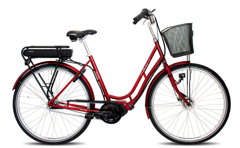Helkama e-Ainotar 7v punainen