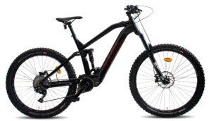"""Helkama FSE11 e-bike 11v 17"""" EP8"""