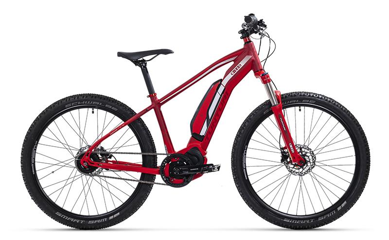 Tunturi e260 M26-5 nuorten sähkömaastopyörä, 38cm runko