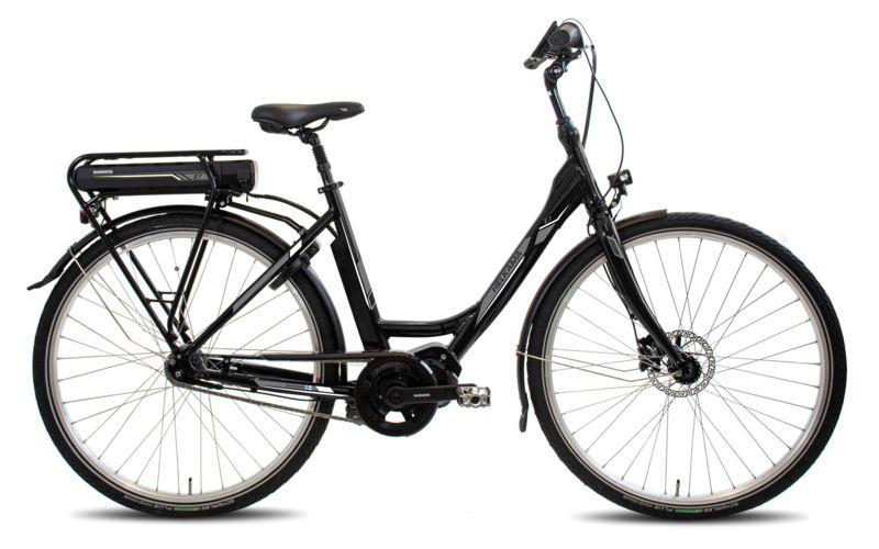 Helkama E7i e-Bike 7v 54cm grafiitti
