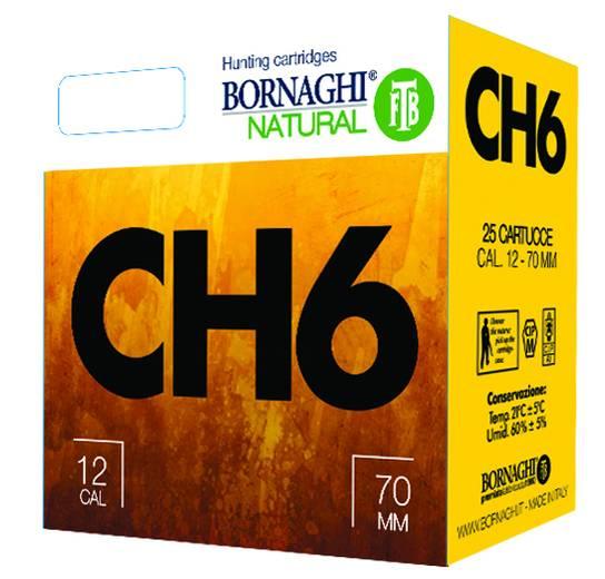 Bornaghi CH 6 cal 12/70 35g 25kpl