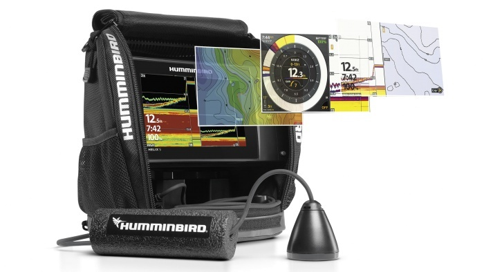 HUMMINBIRD HELIX ICE H5X DS CHIRP GPS G2 KAIKULUOTAIN