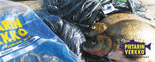 Pietarin kaksoispaula kalaverkko