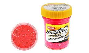 PowerBait Glitter FI.Red