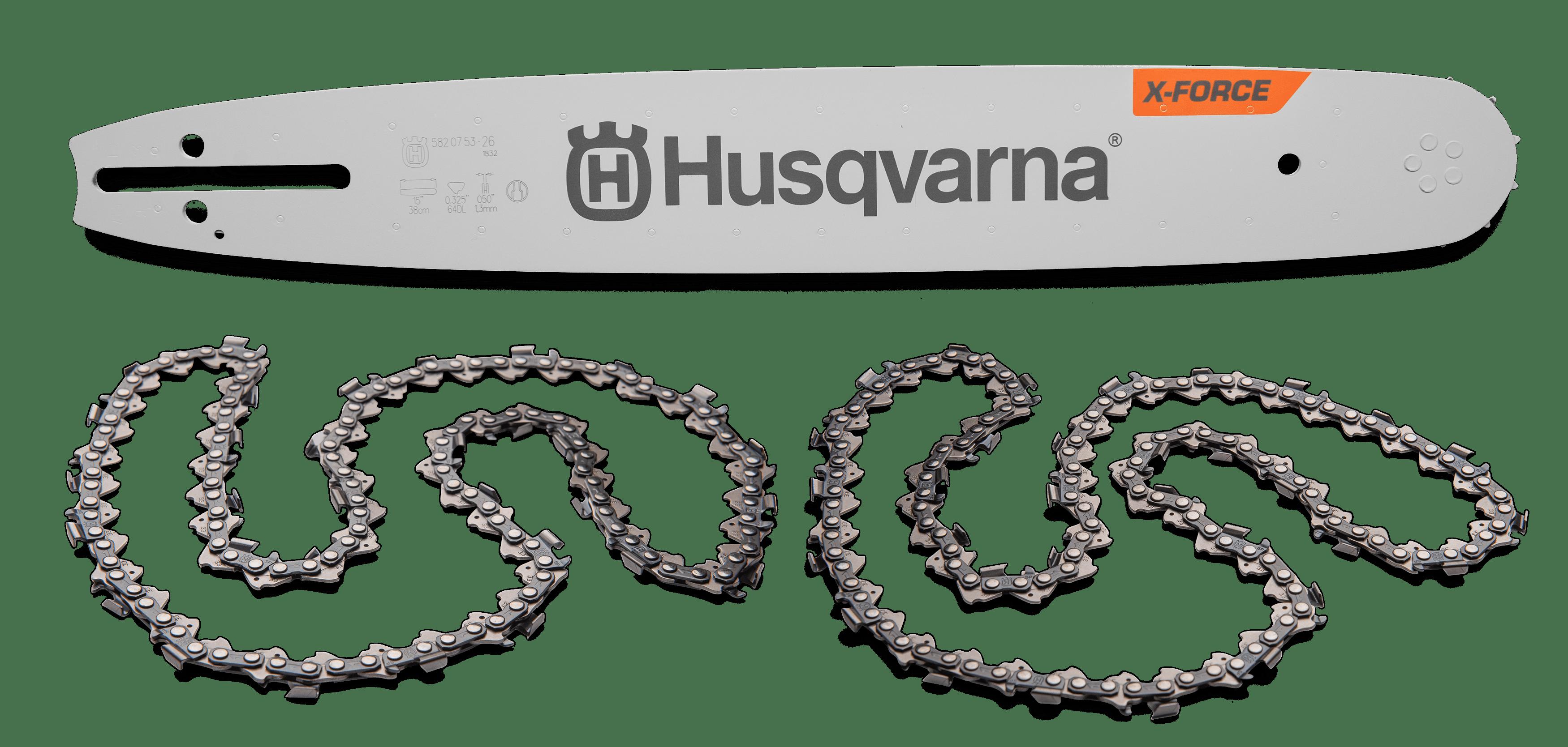 "Husqvarna Terälevy-ketjupaketti H25 .325"" 1,5 mm 13"" 56 L SN/A"