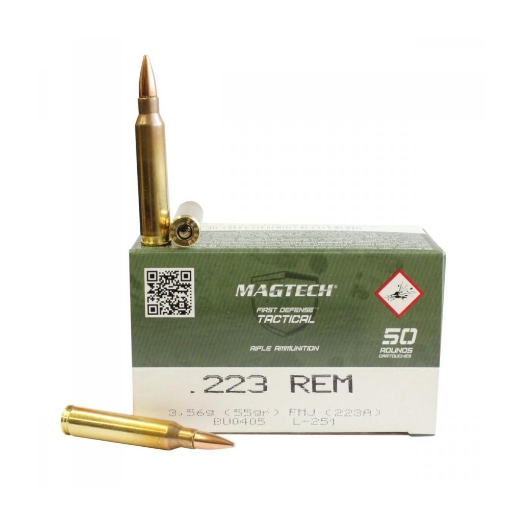 Magtech 223 rem 50 kpl