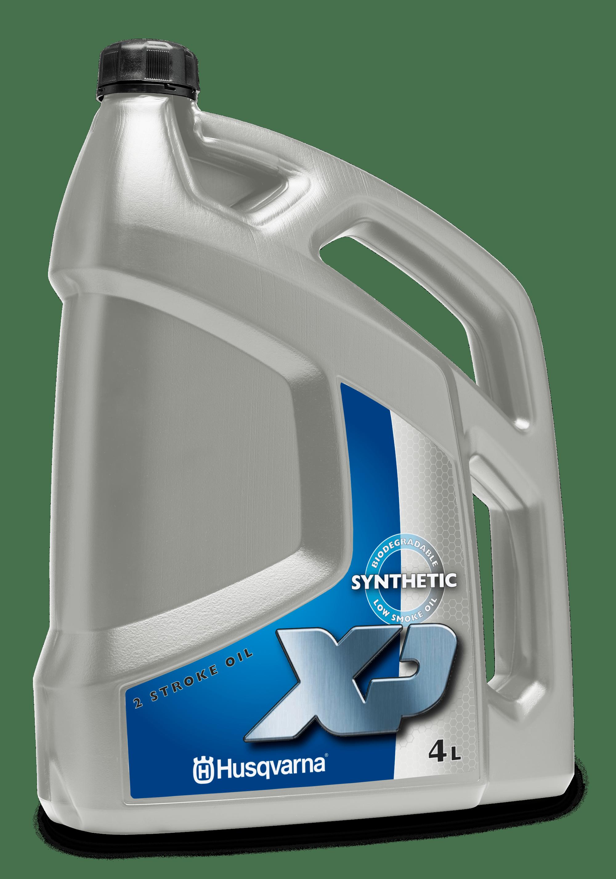 HUSQVARNA 2T-ÖLJY XP SYNT 4L