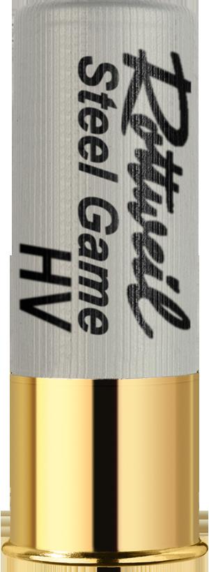 Rottweil Steel Game High Velocity 12/70 32g 25 kpl / ras