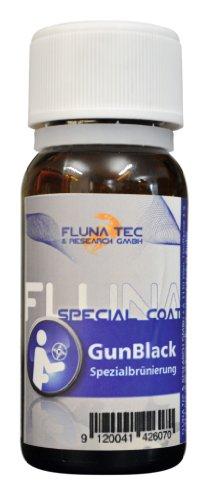 FLUNA Tec Gunblack pikasinistysaine 50ml