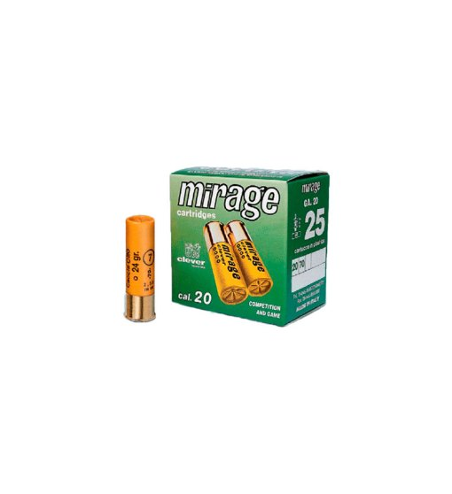 Mirage Soft Steel Hunting T3 20/70 24g No.5