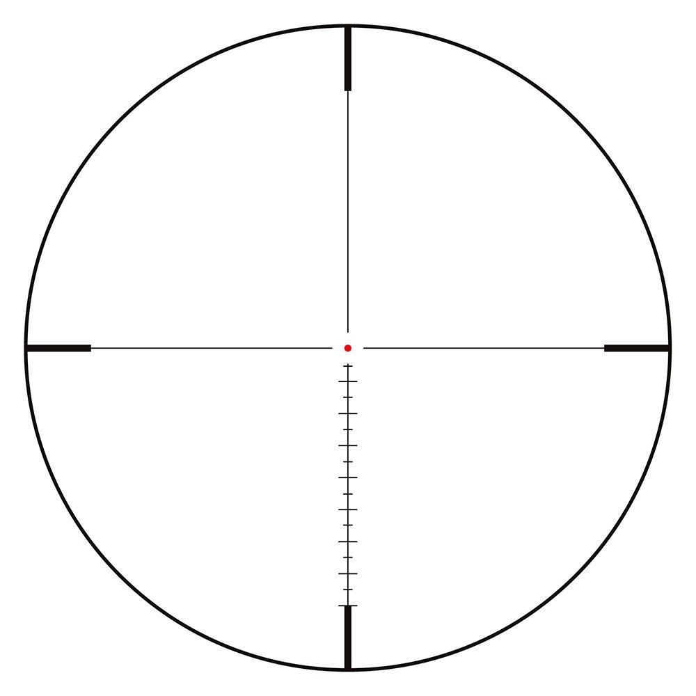Kiikaritähtäin GPO Spectra 6x, 1,5-9x44i, valaistulla 4Gi Drop ristikolla