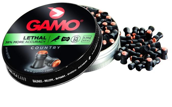 Ilmakiväärin luoti Gamo Lethal 4,5mm, 0,36 g
