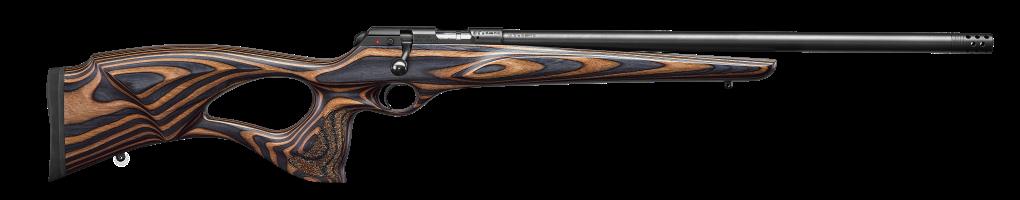 """CZ 457 Thumbhole pienoiskivääri .17HMR 20"""" piipulla"""