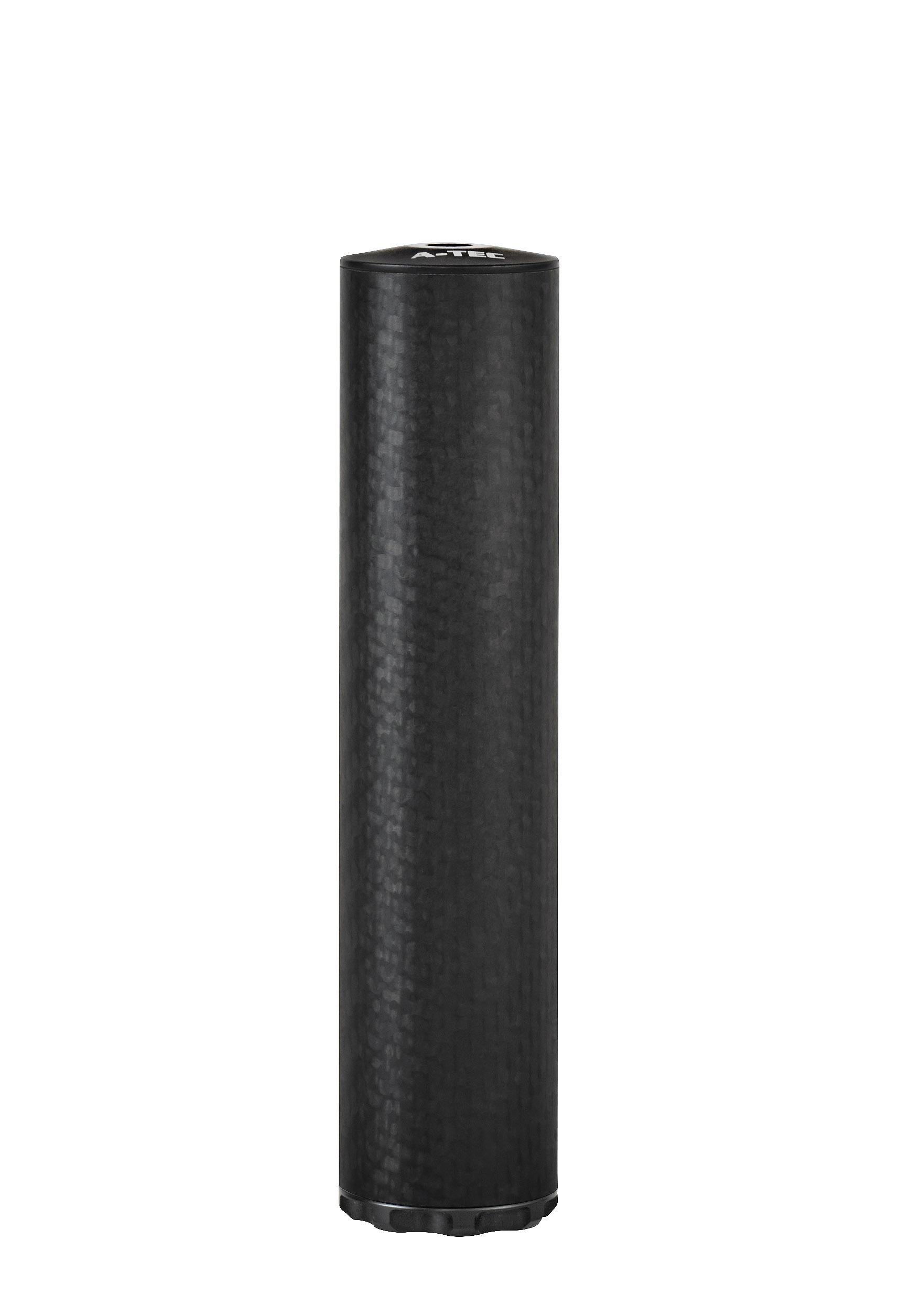 "A-TEC Wave Carbon, .22LR, 1/2""-20, äänenvaimennin"