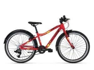 Tunturi RX 247 20 BS24-7 32cm Red Black