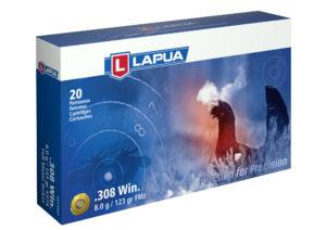 Lapua Trainer 308 Win patruuna S374 8.0 g FMJ