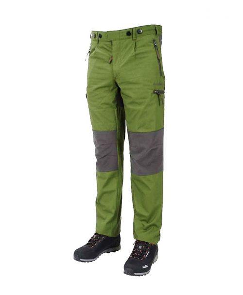 Dovrefjell Active housut Slate Green