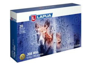 Lapua Mega 308win patruuna 12g SP , 20 kpl / ras