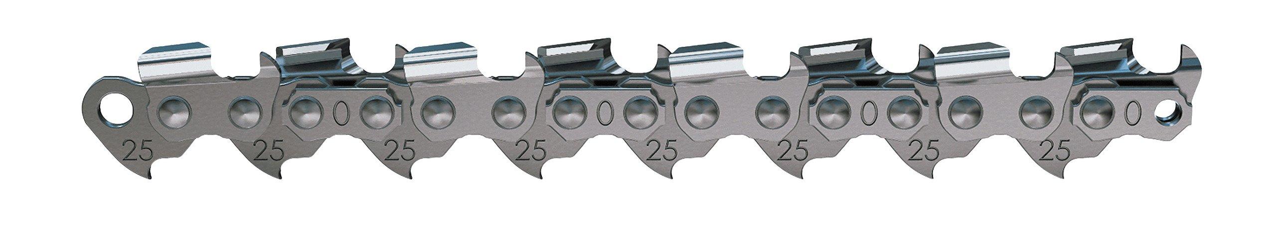"""Dominicus täyshammas carving teräketju 25FH 1/4"""" 1,3mm 84L"""