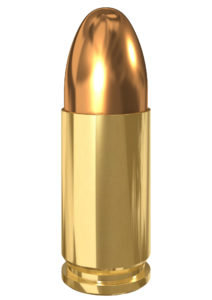 Lapua 9mm Luger Combat 8g