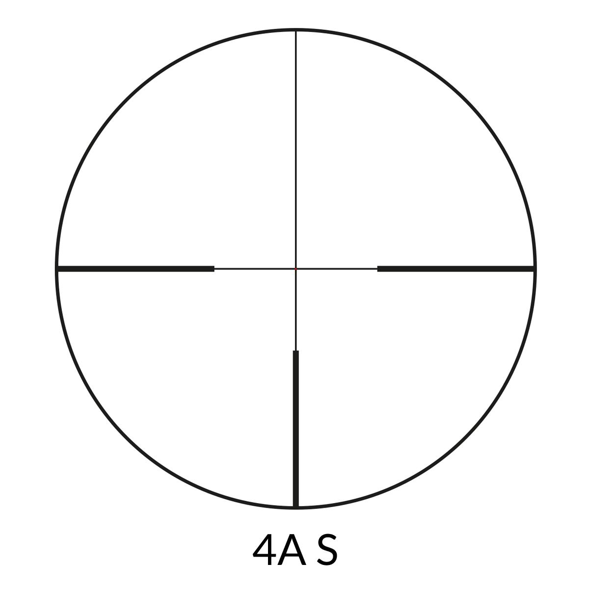 Kiikaritähtäin Delta Optical Titanium HD 1,5-9x45, valaistulla 4A-S ristikolla
