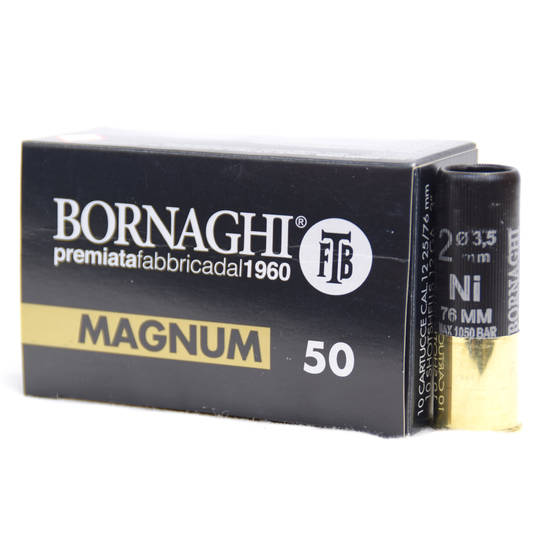 Bornaghi Magnum Nickel cal.12/76 50g 10kpl