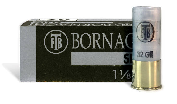 Bornaghi Slug cal.12/70 32g 10kpl, täyteinen