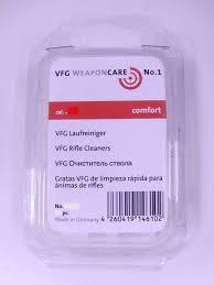 VFG puhdistustulppa cal.9,3mm 40kpl/rasia