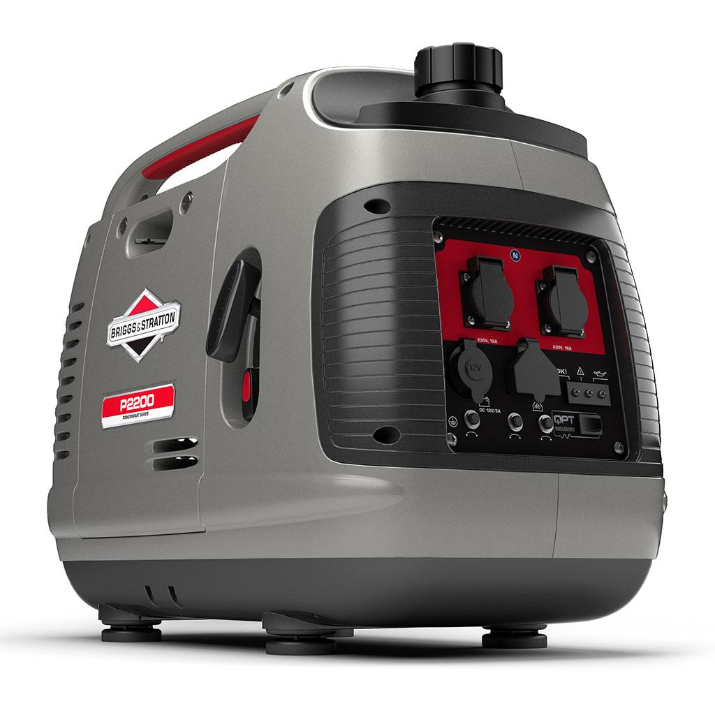 Briggs&Stratton Powersmart P2200, 230v invertteri generaattori