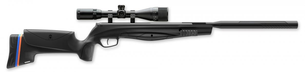 Ilmakivääri Stoeger RX20 TAC 3-9x40 kiikaritähtäimellä, kal. 5,5mm