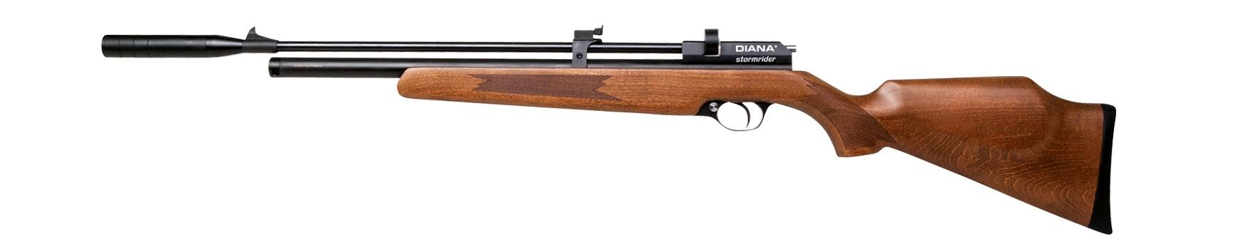 Diana Stormrider PCP ilmakivääri 320 m/s 4,5 mm + pumppu -paketti