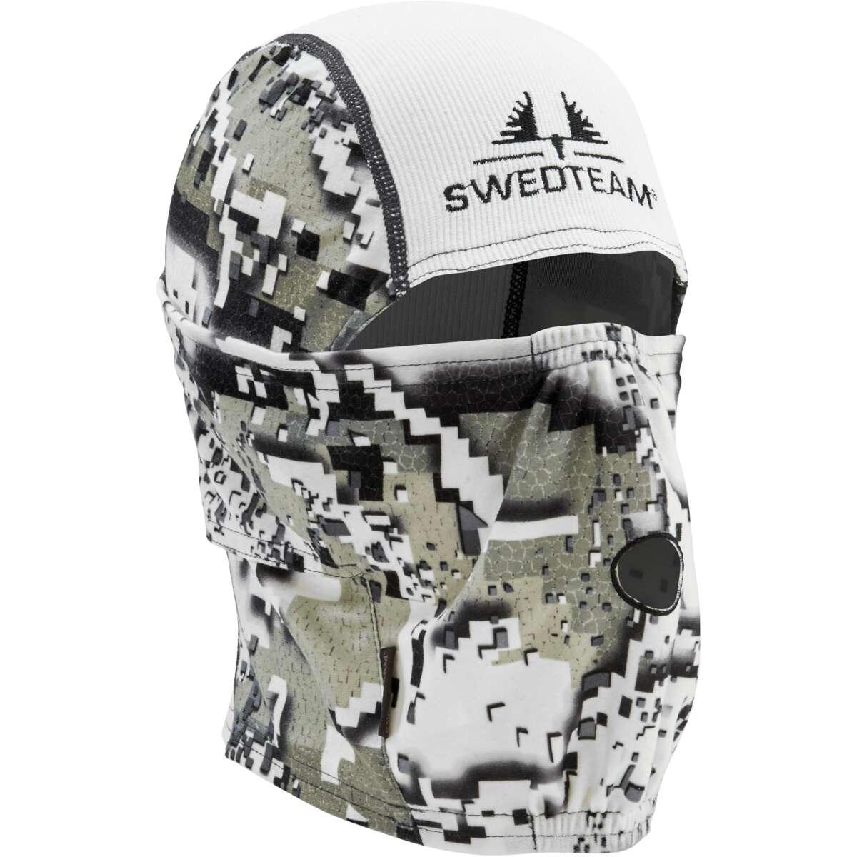 Swedteam Ridge Camouflage hood, Zero naamiohuppu