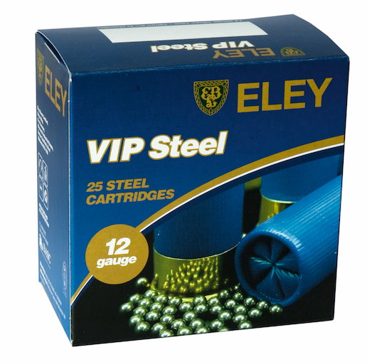 Eley Vip Steel 28g 12/70 (2,59 mm) 25 kpl /rasia
