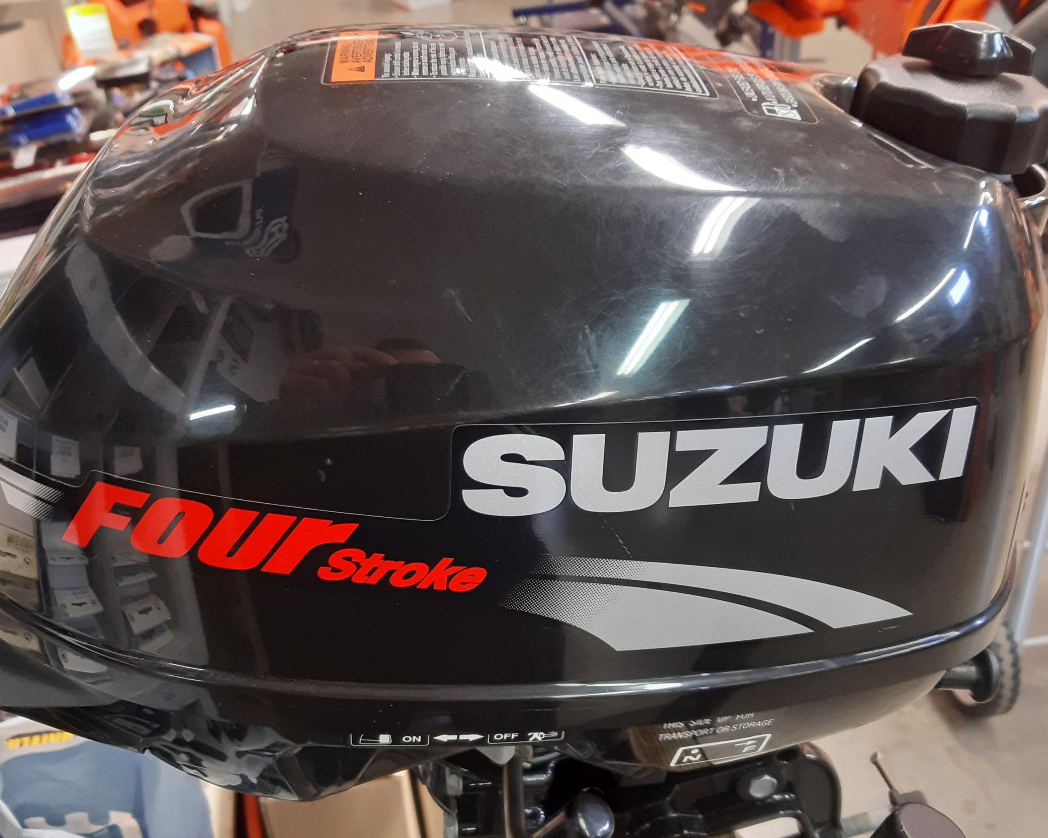 Suzuki perämoottori vm2009-käytetty-