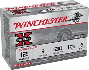 Winchester Super X 12/76 Koko 4