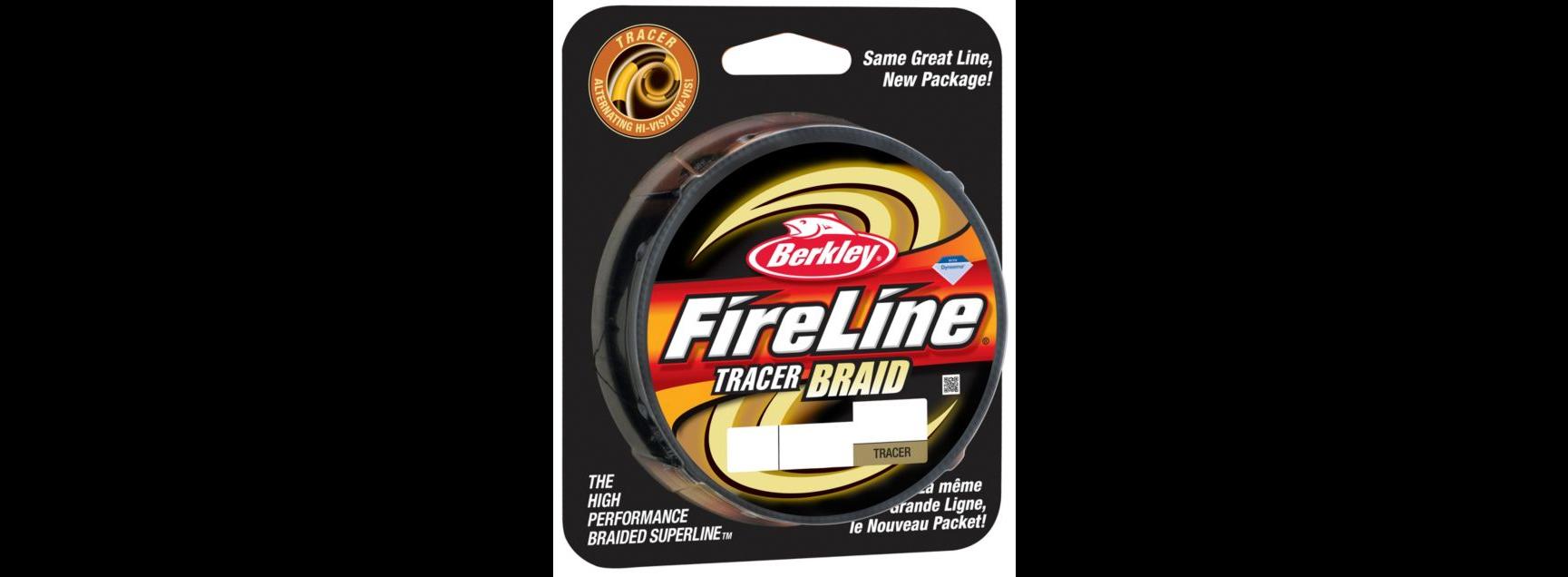 Berkley FireLine Tracer Braid kuitusiima