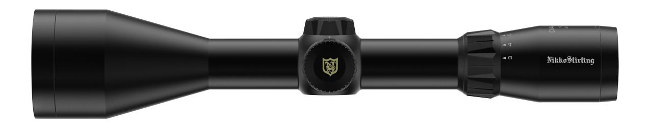 Nikko Stirling METOR 2,5-10x50, 4 Dot valaistu ristikko