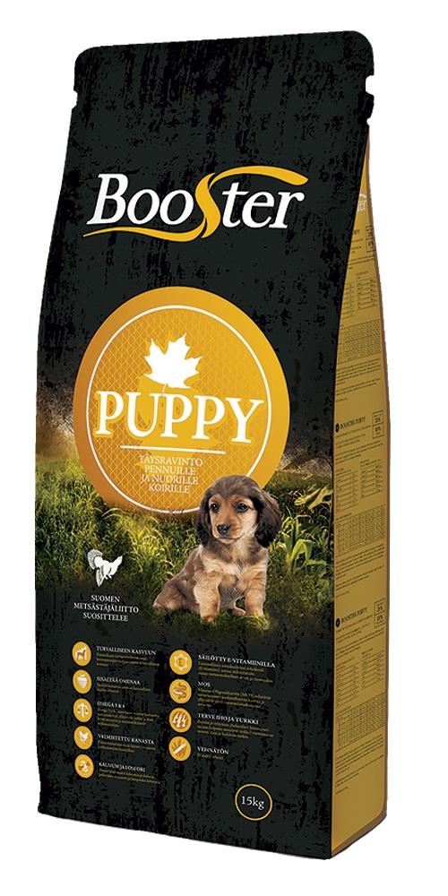 Booster Puppy 15kg