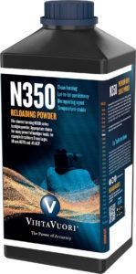Vihtavuori N350 ruuti, 0,5 kg purkki